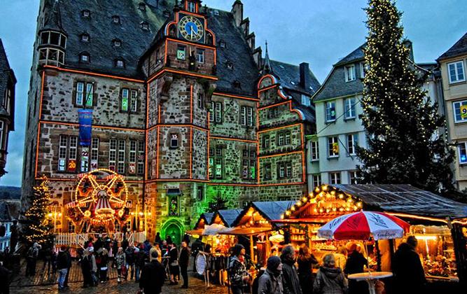Jaungada ceļojums uz Vāciju
