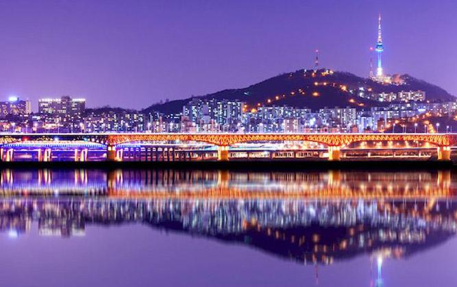 Aviotūre uz Dienvidkoreju