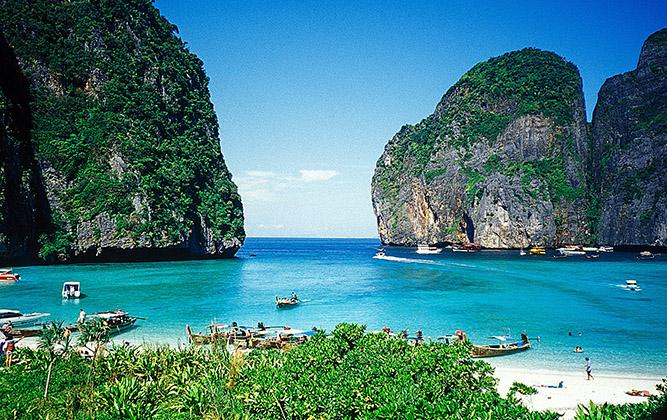 Королевство Таиланд. Экскурсии с отдыхом на побережье Андаманского моря